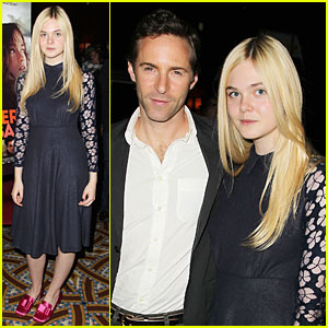 Elle Fanning: 'Ginger & Rosa' Screening After-Party!