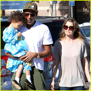 Ellen Pompeo & Chris Ivery: Toys 'R' Us Shopping with Stella!