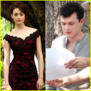 Emmy Rossum & Alden Ehrenreich: New 'Beautiful Creatures' Stills! (Exclusive)