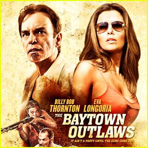 Eva Longoria: New 'Baytown Outlaws' Poster & Trailer!