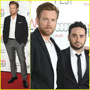 Ewan McGregor: 'The Impossible' AFI Fest Screening!