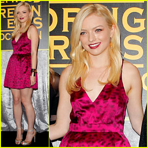 Francesca Eastwood: Miss Golden Globe 2013!