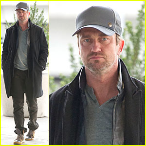 Gerard Butler: 'Dragons: Gift of the Night Fury' Voice Actor!