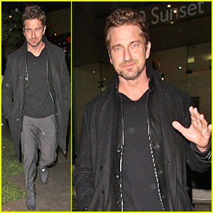 Gerard Butler Wanted to Spend His Birthday in India!