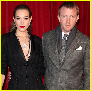 Guy Ritchie & Fiancee Jacqui Ainsley Welcome Baby Girl!