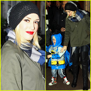 Gwen Stefani Steps Out After 'Looking Hot' Video Controversy