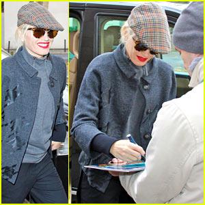 Gwen Stefani: Less Is More For MTV EMAs