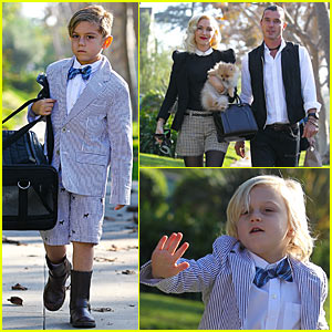 Gwen Stefani: Thanksgiving with Family!