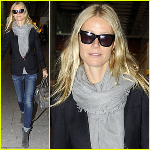 Gwyneth Paltrow: Beyond Yoga Goop Collaboration!