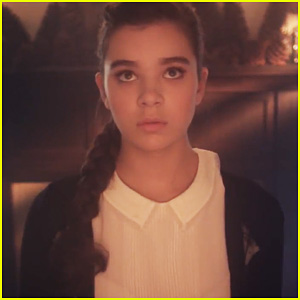Hailee Steinfeld: The Cab 'Endlessly' Video - Watch Now!