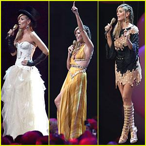 Heidi Klum: MTV EMAs Hosting Duties!