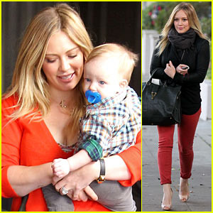 Hilary Duff: Chris McMillan Salon Appointment