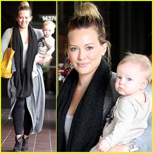 Hilary Duff: Harley Pasternak Fitness Mom!