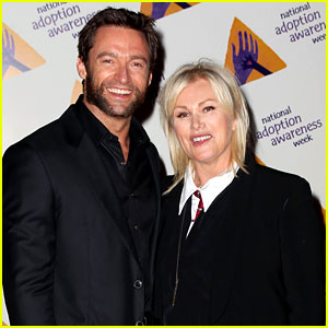 Hugh Jackman & Deborra-Lee Furness: Adoption Week Event!