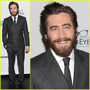 Jake Gyllenhaal: New Eyes for the Needy Gala Honoree!