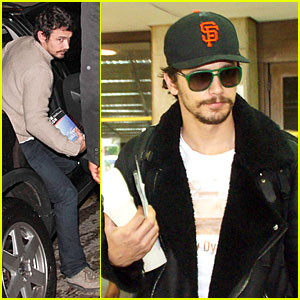 James Franco: Gucci Store Promoter in Brazil!