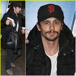 James Franco: 'Strongest of the Litter' Poet!