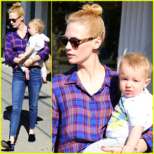 January Jones: 'Mad Men' Season 6 Role to Be Bigger!