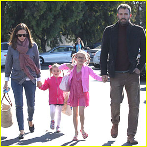Jennifer Garner &#038; Ben Affleck: Pacific Palisades' Farmer Market Stop!
