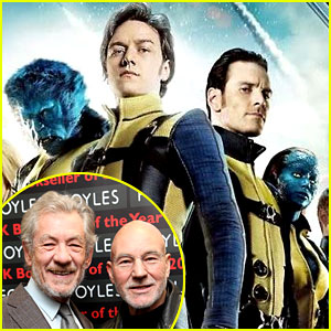 Jennifer Lawrence & Michael Fassbender Set for 'X-Men: Days of Future Past'!