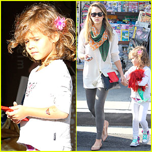 Jessica Alba: Holiday Shopping with Honor!