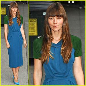 Jessica Biel: I Want Justin Timberlake to Direct Me in a Movie