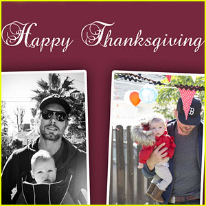 Jessica Simpson: 'Happy Thanksgiving Everyone!'