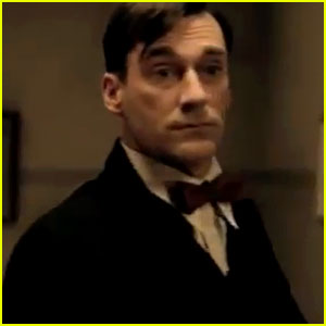 Jon Hamm: New 'A Young Doctor's Notebook' Trailer!