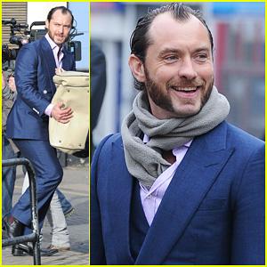 Jude Law: 'Anna Karenina' is Extraordinary'!