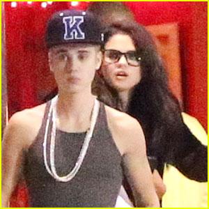 Justin Bieber & Selena Gomez: Yamato Dinner Stop!