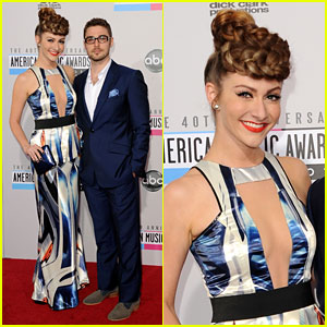 Karmin - AMAs Red Carpet 2012