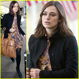 Keira Knightley: I Feel Immense Pressure to Look A Certain Way