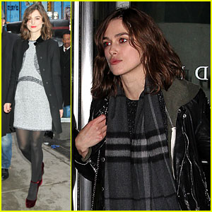 Keira Knightley: Wedding Dress Not Picked Out Yet!