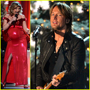 Keith Urban & Jennifer Nettles: CMA Country Christmas 2012!