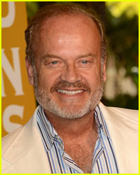 Kelsey Grammer Shows Off Car Seat After Baby Faith Controversy