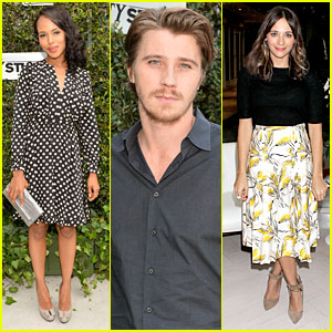 Kerry Washington & Garrett Hedlund: Variety Awards Studio!