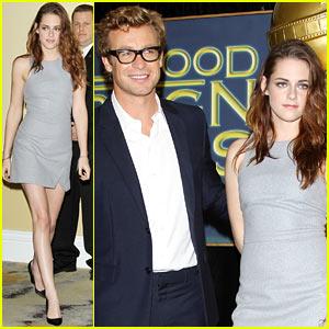 Kristen Stewart Announces Cecil B. DeMille Award to Recipient Jodie Foster!