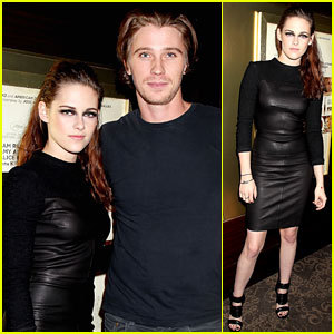 Kristen Stewart & Garrett Hedlund: 'On the Road' NYC Screening!