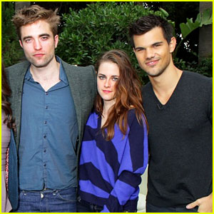 Kristen Stewart & Robert Pattinson: 'MTV First' Interview!