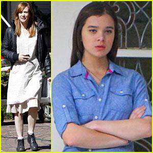 Kristen Wiig: 'Hateship, Friendship' Set with Hailee Steinfeld!