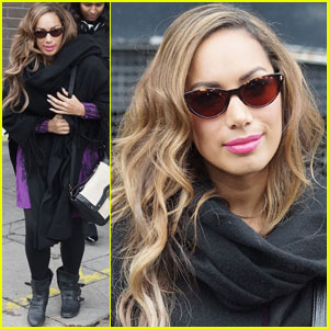 Leona Lewis Talks Liam Payne Romance Rumors: 'It's Cute'