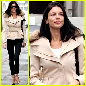 Liberty Ross: Retail Therapy in Beverly Hills!