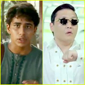 Life of Psy: 'Life of Pi' & Psy 'Gangnam Style' Parody!
