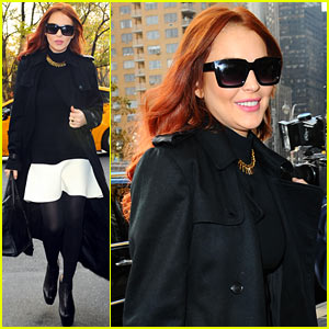 Lindsay Lohan: I'm In A Great Place Right Now
