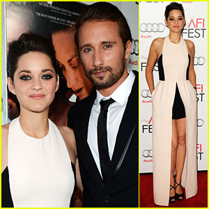 Marion Cotillard: 'Rust and Bone' AFI Fest Premiere!