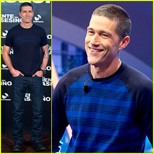 Matthew Fox: 'Alex Cross' Madrid Photo Call!