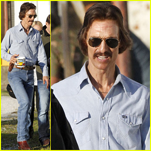 Matthew McConaughey: 'I'm Not Being Starved'