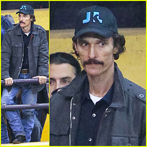 Matthew McConaughey Wants a Cheeseburger After 'Dallas Buyers Club' Wraps!