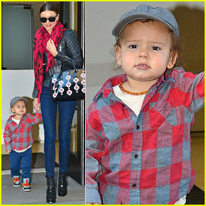 Miranda Kerr: 'I Am Not Pregnant!'