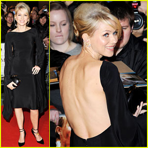 Naomi Watts: Backless Dress at 'The Impossible' Premiere!